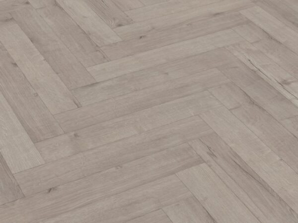 Oak Robust Grey Herringbone