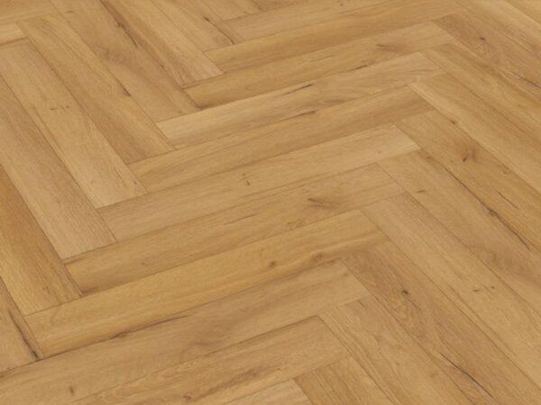 Oak Robust Natural Herringbone