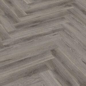 Rustic Oak Grey Herringbone